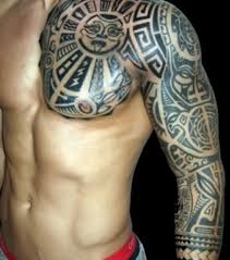 tatuajes de brazo entero para hombres