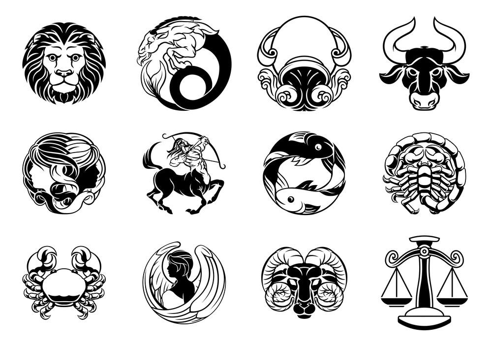 tatuajes signos del zodiaco
