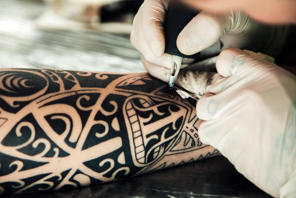 agujas para tatuar