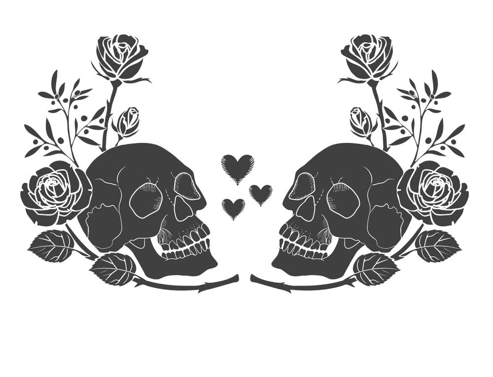 los mejores ejemplos de tatuajes de rosas para hombres